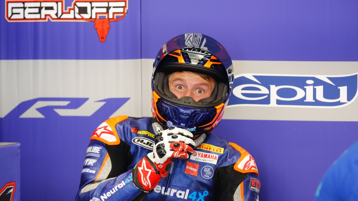 "test Twitter Media - 🙌 @garrettgerloff : ""I'm here for the long fight... I don't give up!""  @GRTYamahaWSBK  #WorldSBKreturns   📹 INTERVIEW 