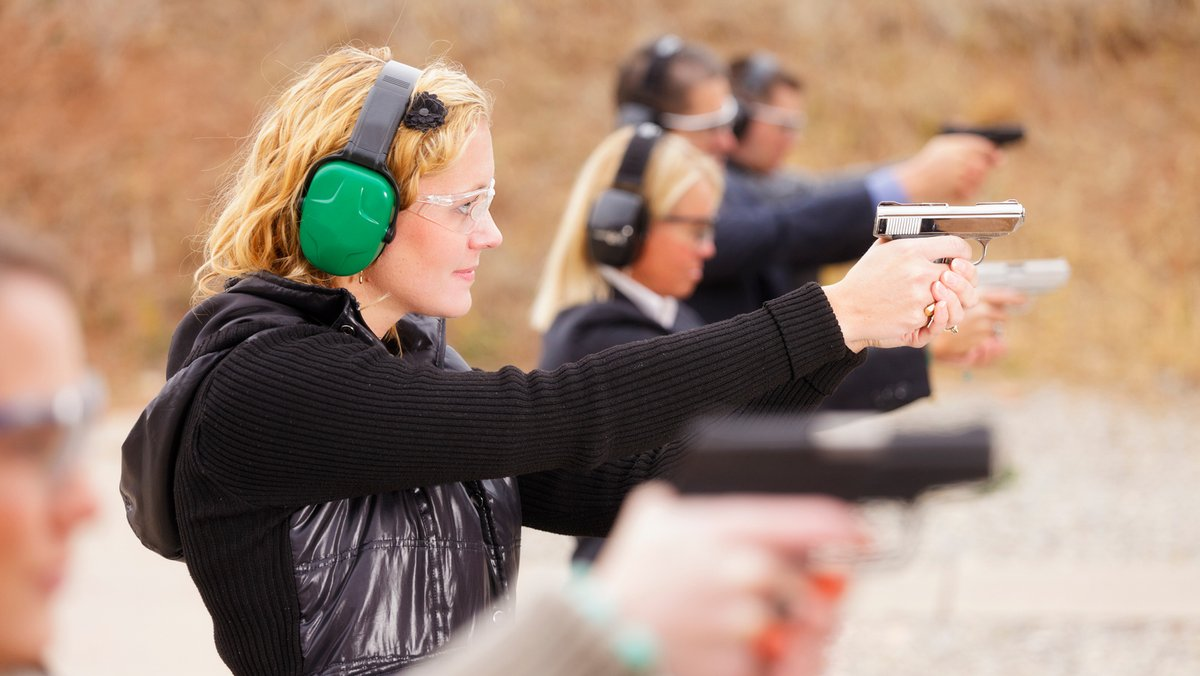 #NRAWomen, it's time to reach out to all new #gun owners! —   — #NRA #firearmtraining #NRAInstructor #2A #concealedcarry