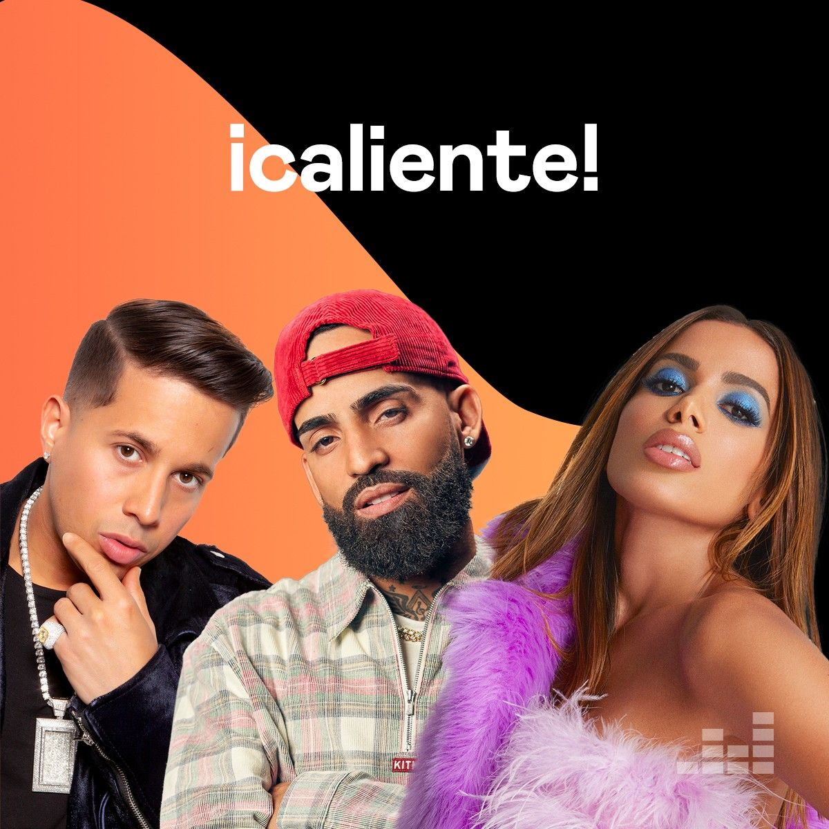 Esto se puso muy #Caliente con la nueva canción de @Anitta ft. @ArcangelPrrra & @DeLaGhettoReal 🔥💜 Descubre #Tócame desde @DeezerLatino  ▶️