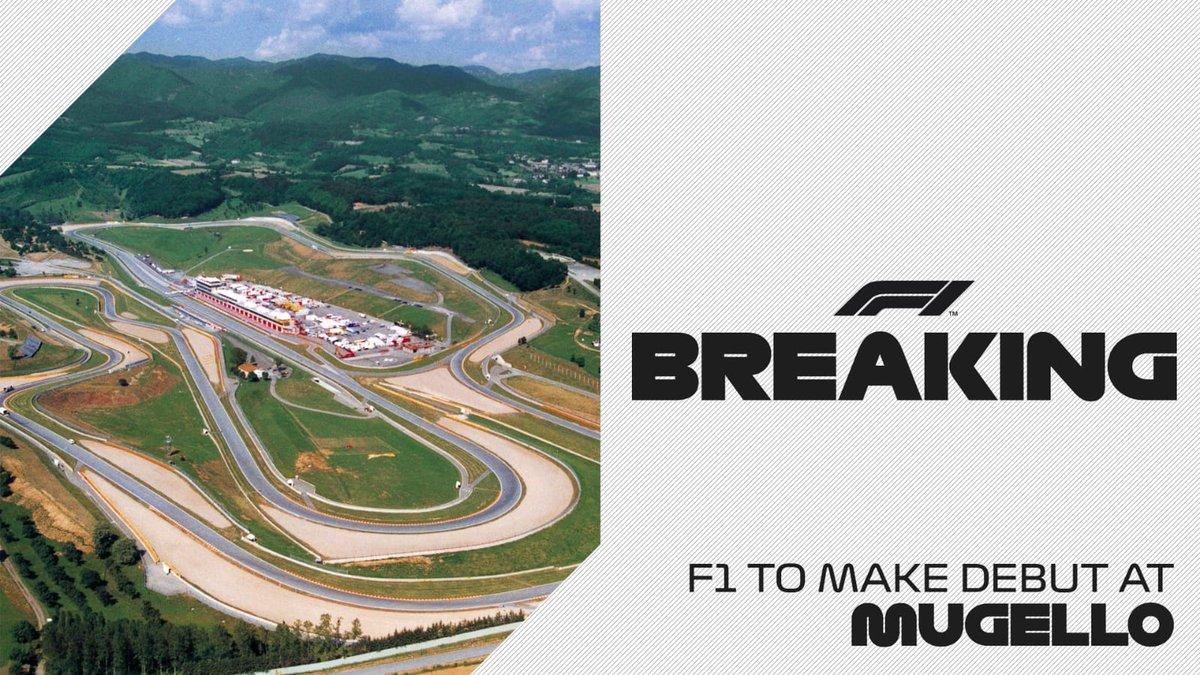 Al Mugello non prometto impennate, ma per tutto il resto ci stiamo attrezzando 🔥💪 Iniziate a scaldare voce, ci sarà da divertirsi 🇮🇹  #F1 #Formula1 #Mugello