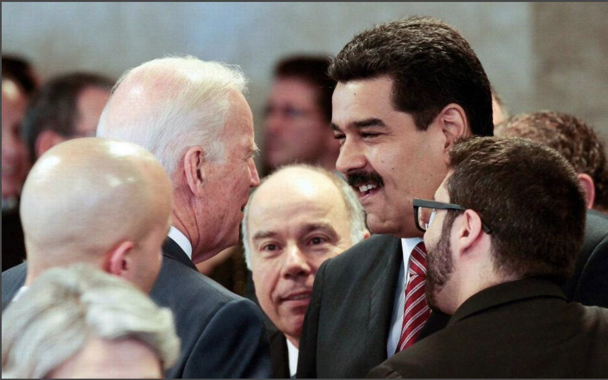 When I began to demand sanctions on #MaduroRegime back in 2014 the Obama/Biden administration fought me every step of the way. It took over two years to get them to do anything at all.