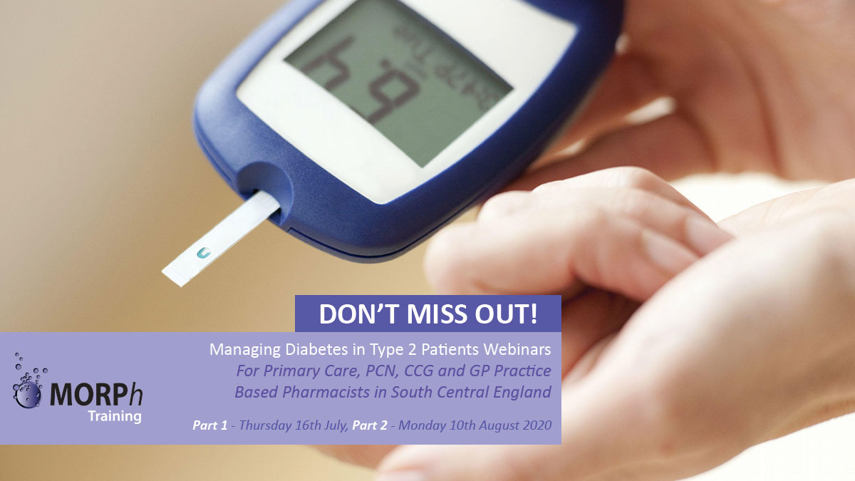 test Twitter Media - DON'T MISS OUT - Managing #Diabetes in #Type2 Patients #Webinars in July & August for #PrimaryCare pharmacists!  Part 1, 16th July: https://t.co/ncNg4m5BxA  Part 2, 10th August: https://t.co/UzzOqLQopG  #Reading #Oxford #Southampton #Portsmouth #Guildford #Hampshire #Berkshire https://t.co/X3vDn369kE