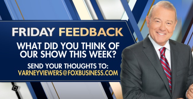 Do you have a question or comment about our show? We're now accepting #FridayFeedback! Send us your thoughts this week and they may end up on the air this coming Friday!