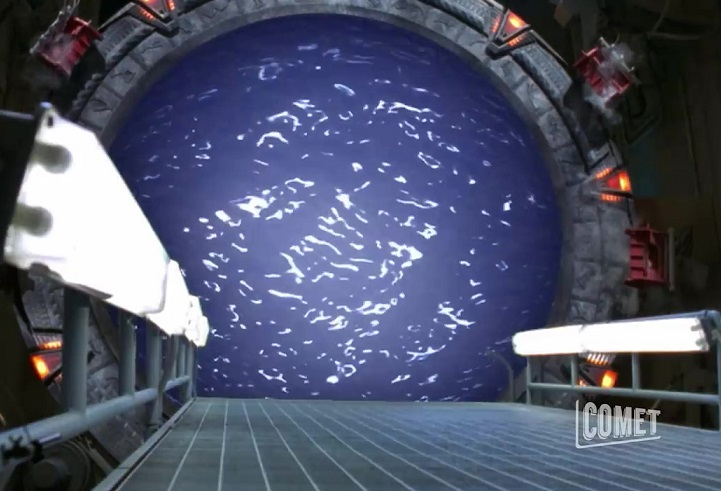 #Stargate activation! Today at 10a/9 C we launch an all-day STARGATE SG-1 MARATHON! #ScienceFiction