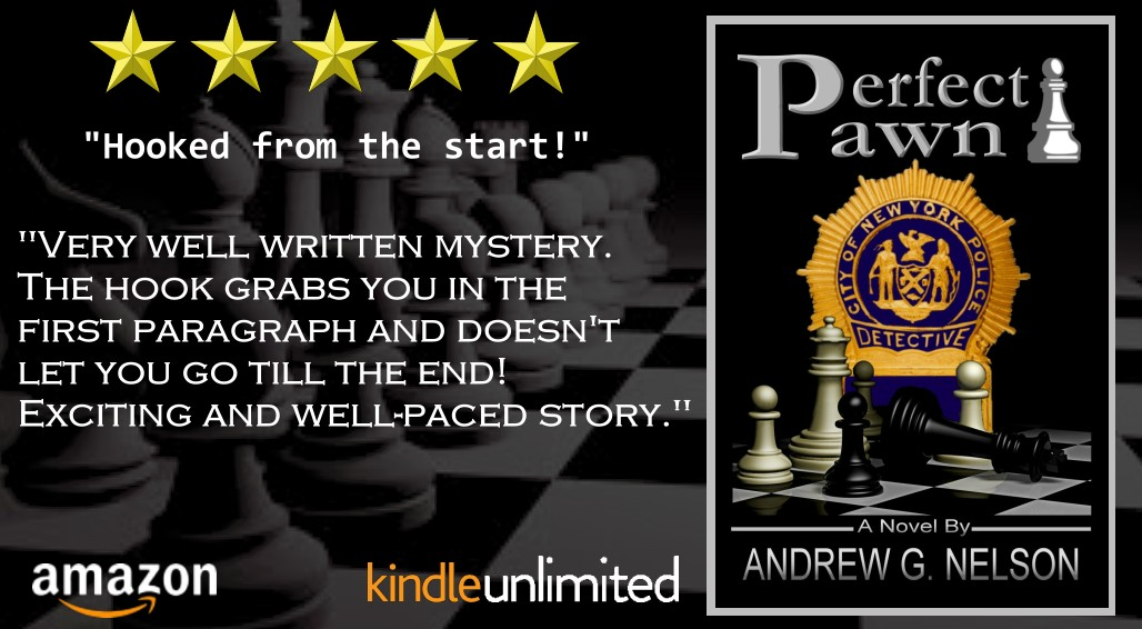 #QuarentineLife  - Sink your teeth into a #bookseries that will keep your turning pages throughout the summer. Starting with PERFECT PAWN  #NYPD #MYSTERY  #IARTG     #BookRecommendations  #BookBoost   #KindleUnlimited  #weekendreads