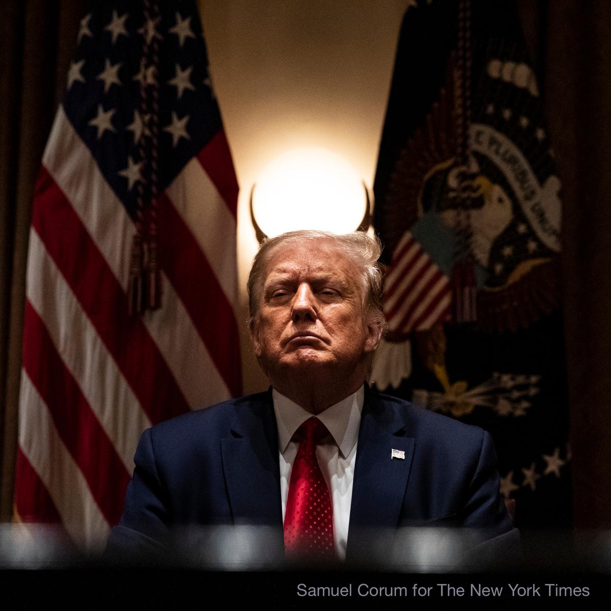 President Donald Trump, #WhiteHouse in Washington, DC on July 9, 2020. (📹@corumphoto)