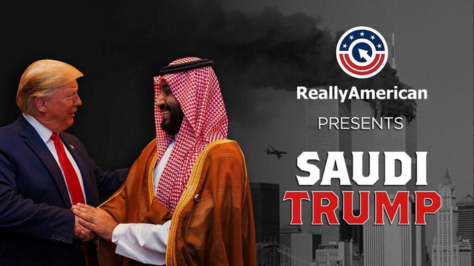 Make this trend. #SaudiTrump