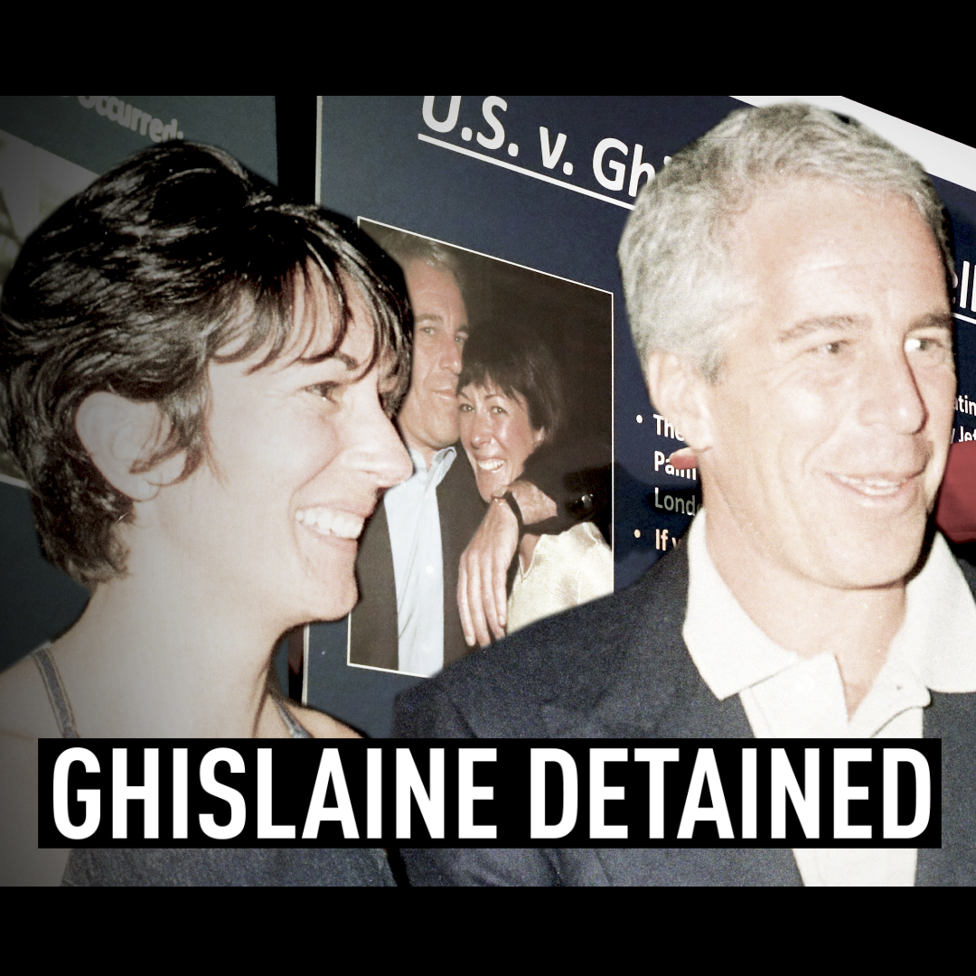 Ghislaine Maxwell detained | What fate awaits her and those who know too much?  @georgegalloway is free to #QuestionMore on RT