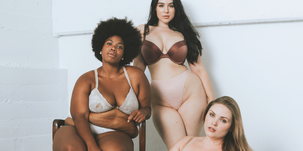 The cultural conversation about body positivity has resulted in a huge shift in how plus-size bodies are being represented in the media. Learn more about how we can truly celebrate bodies of all sizes:    #bodypositive #vforvibes
