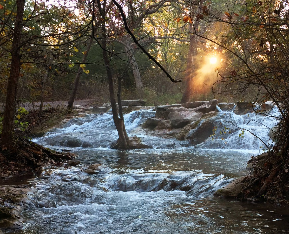 During Park & Recreation Month, we recognize the many benefits these areas provide to communities nationwide, including in #OK04!   📷: @ChickasawNPS in Sulphur, Oklahoma