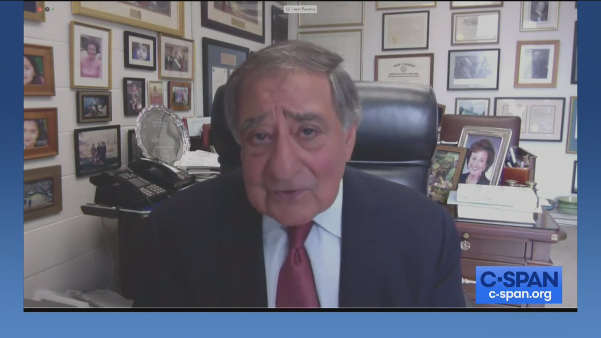 Former U.S. Defense Secretary Leon Panetta on managing threats from Russia at a @HouseForeign Affairs subcommittee hearing – LIVE on