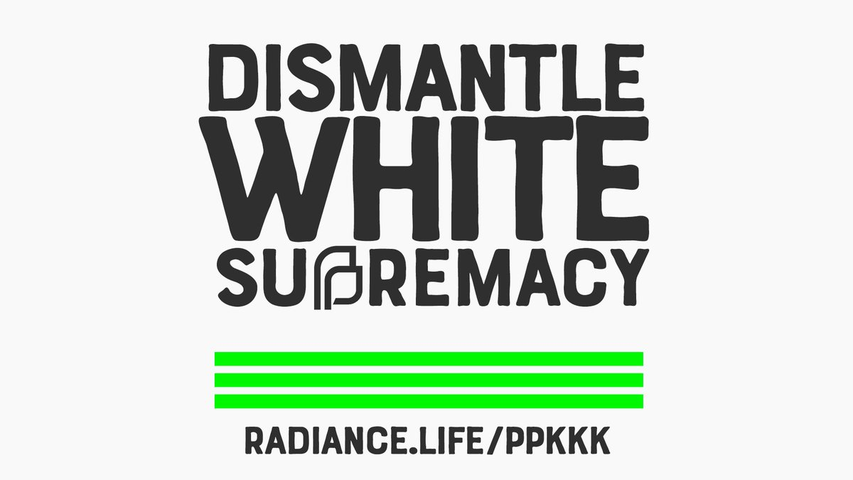 """Dear Black Twitter,  If you want to dismantle """"white supremacy"""", start with #PlannedParenthood. They kill 360 unarmed black lives 👏🏾every 👏🏾single 👏🏾day.   Signed,"""