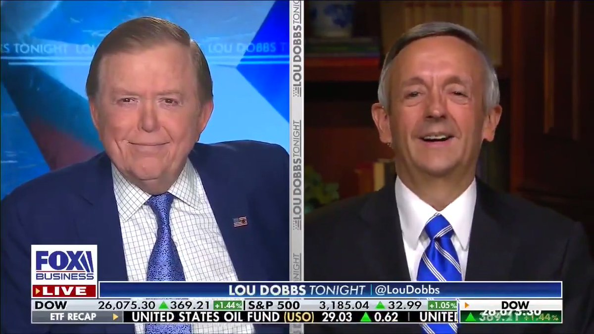 The Left's Attack on Religion: @robertjeffress slams the radical Dems and national left-wing media for being tone deaf to people of faith. #AmericaFirst #MAGA #Dobbs