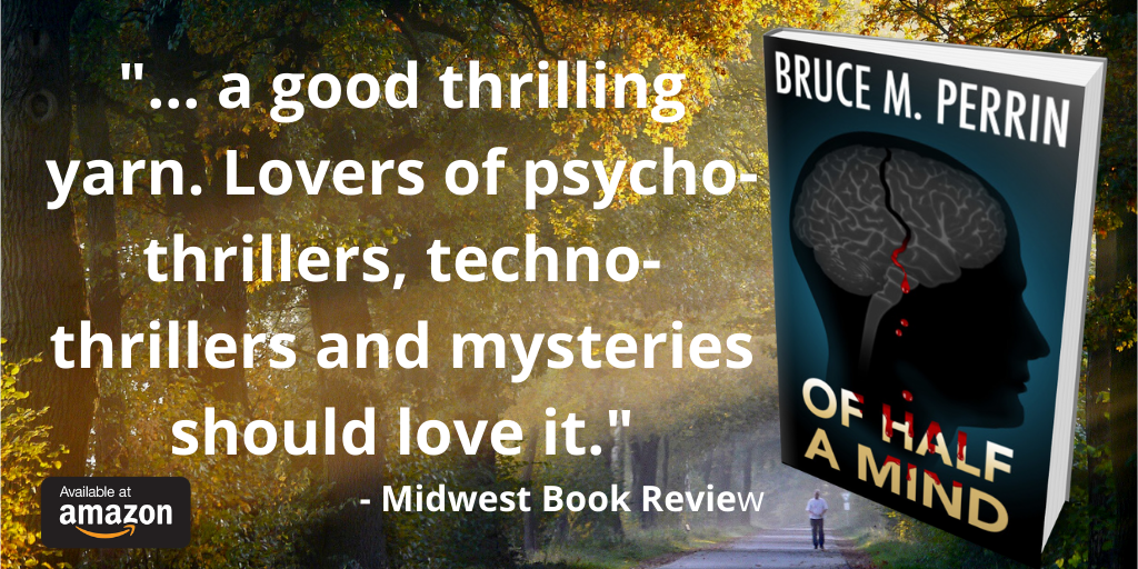 """""""Intriguing, compelling story that gave me goosebumps! The characters are likeable, the science is intriguing and the twists unpredictable.""""  A BRAG Medallion Honoree A 2018 Wishing Shelf Award Finalist    #Thriller #IARTG #ASMSG"""