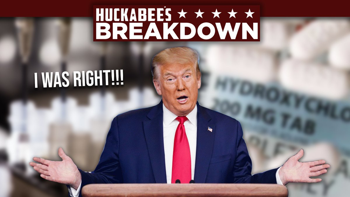 "Trump's ""SNAKE OIL"" Hydroxychloroquine WORKED!   Let's debunk fact VS fiction.  💡 Don't miss an ALL-NEW Breakdown:"