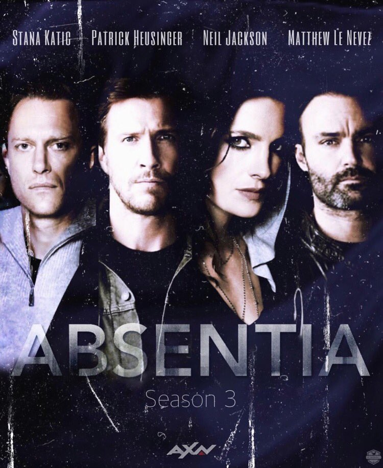 Let's hear it for the artists of #Absentia! 🎨👁🖌  This week's features:  @StanaKaticJapan  @absentiaespana   Keep posting your art with hashtag #AbsentiaFanArt so we can feature it! #FanArt #FanArtFriday #artists
