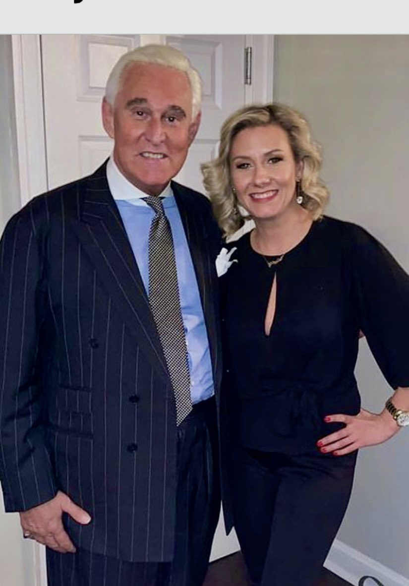 #RogerStone was a political prisoner.  He was collateral damage in the Democrat attempt to frame @realDonaldTrump.  Congratulations.
