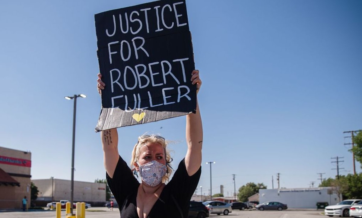 Black Man Found Dead Hanging From Tree, Sparking Protests, Lynching Claims, Ruled A Suicide