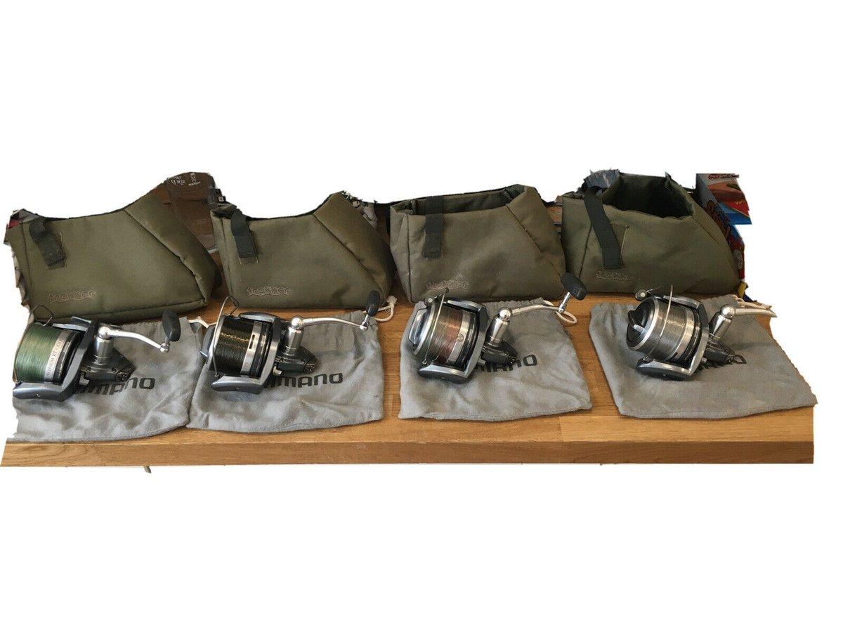 Ad - 4x Shimano Aero Technium 10000XT On eBay here -->> https://t.co/5azedkWFM9  #carpfishing