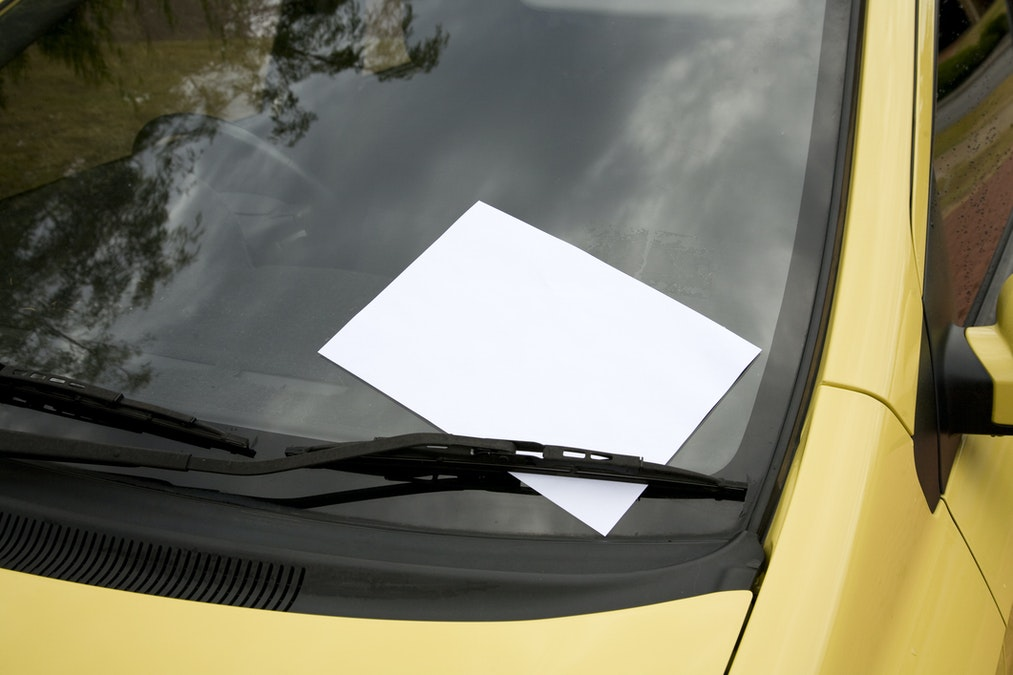 HATE CRIME HOAX: Student Claims He Found Racist Notes On His Car. Police Say He Wrote Them.