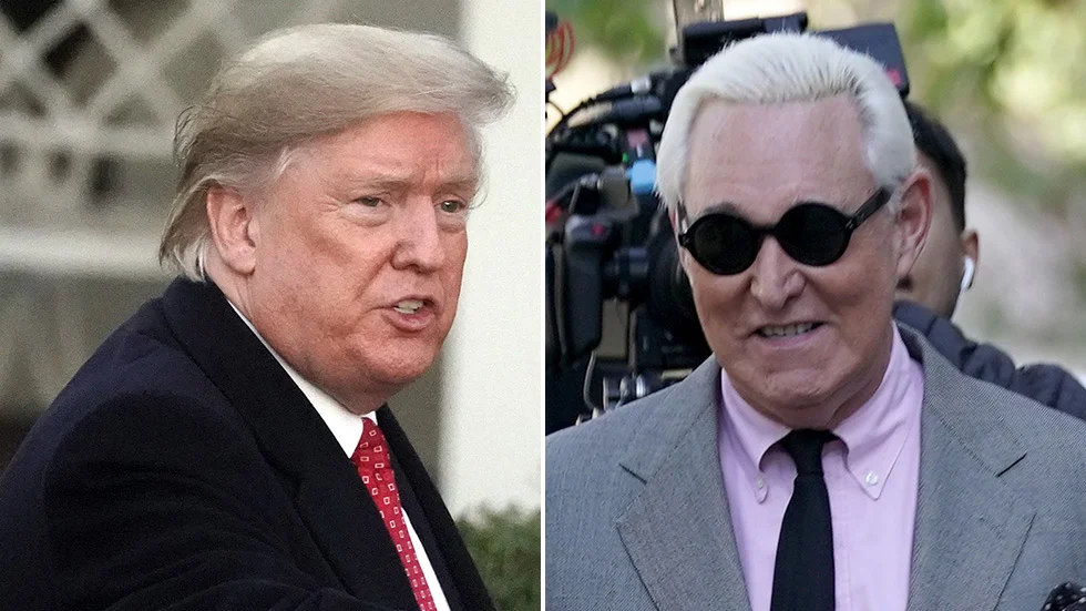 "Democrats blast Trump for commuting Roger Stone: ""The most corrupt president in history"""