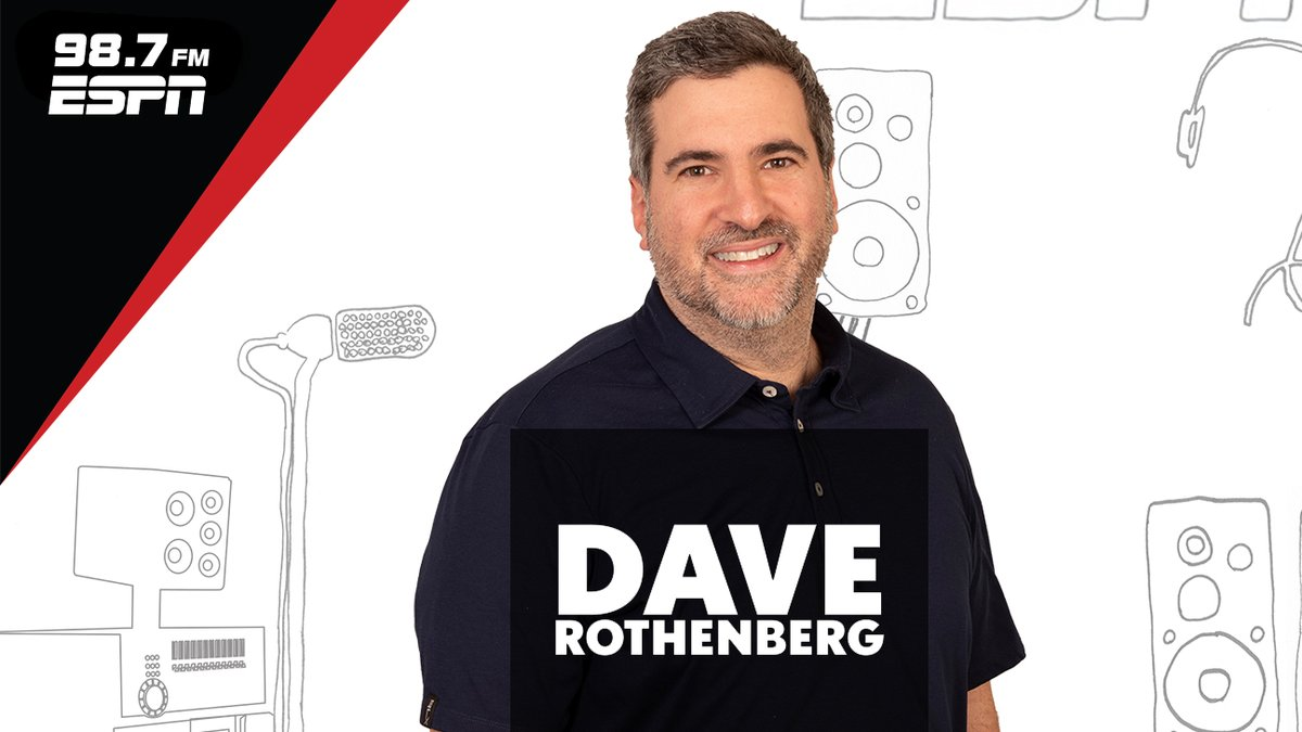 #ICYMI  @gordondamer hosted the Dave Rothenberg Show for @RothenbergESPN and performed spectacular on #StumpRothenberg  Plus, @ConnorJRogers joined to talk NFL   Listen: