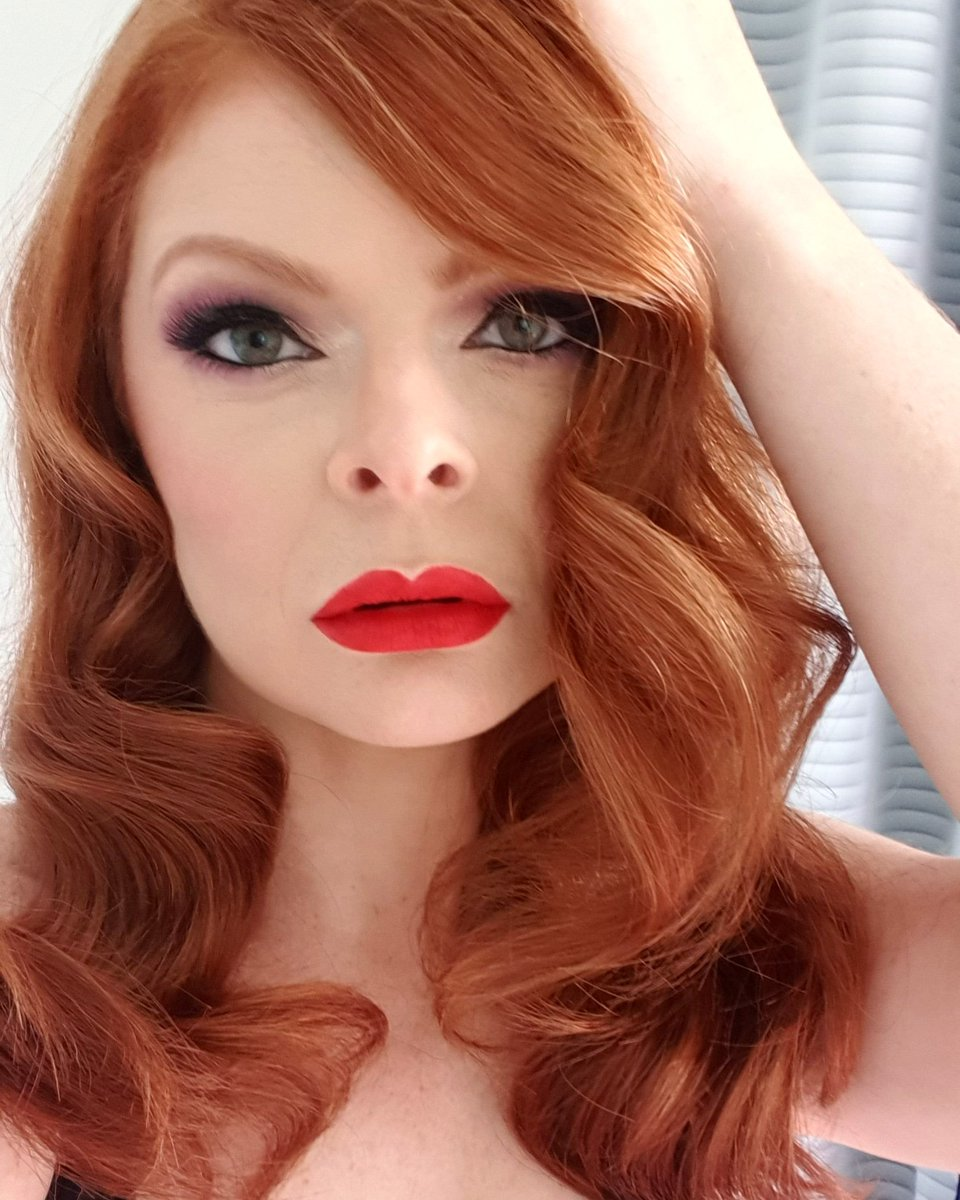 Can you guess who we shot today for our site? 😍 #redhead #ginger #gingers #redheads #redhair #redheadsdoitbetter #JessicaRabbit
