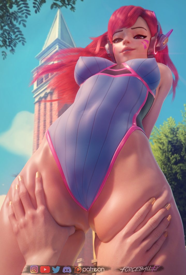 ⚕️Thicc Thighs Save Lives⚕️    and that's a fact  MEGA     4K / +8 Extra alternatives on Patreon Discord   Patreon   #Blender  #Rule34 #Hentai #Nude #Summer  #Overwatch #Porn #Thighs #Dva #Thicc