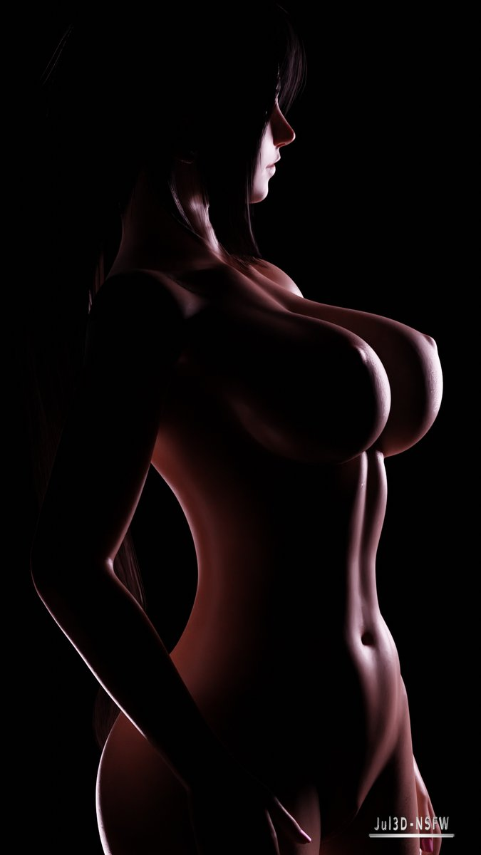 Dark theme of Tifa ;)  Model @MustardSFM  See more on my Patreon:  Thanks for support :)  #tifa #TifaLockhart #FF7Remake #blender #rule34 #hentai #TifaLockheart #nsfw #R34 #hot #sexy #dark