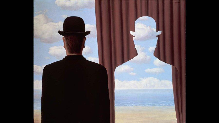 Cambiar de pregunta es la única manera de seguir avanzando cuando las respuestas se han agotado.  🎨 René Magritte