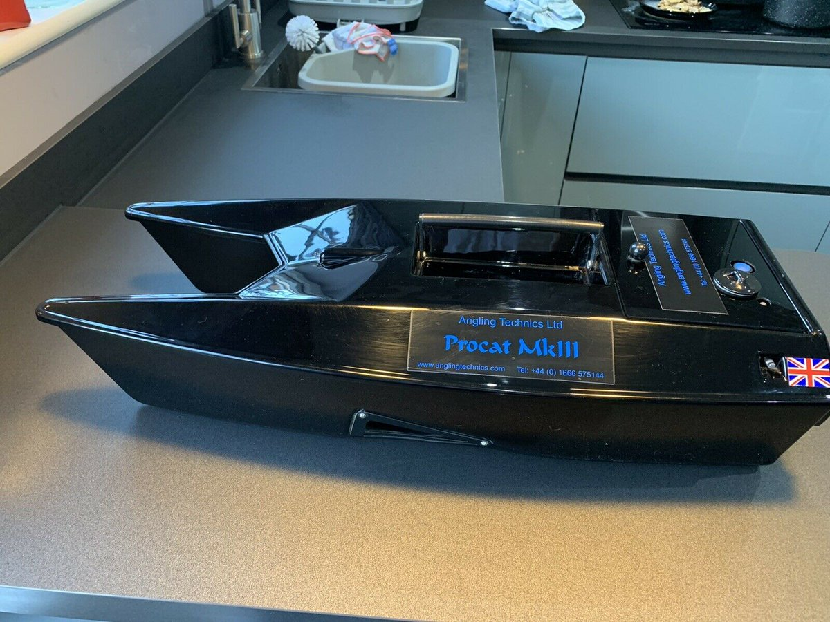 Ad - Procat MKIII Bait Boat On eBay here -->> https://t.co/SuCCiq06ME  #carpfishing #bait<b>Bo