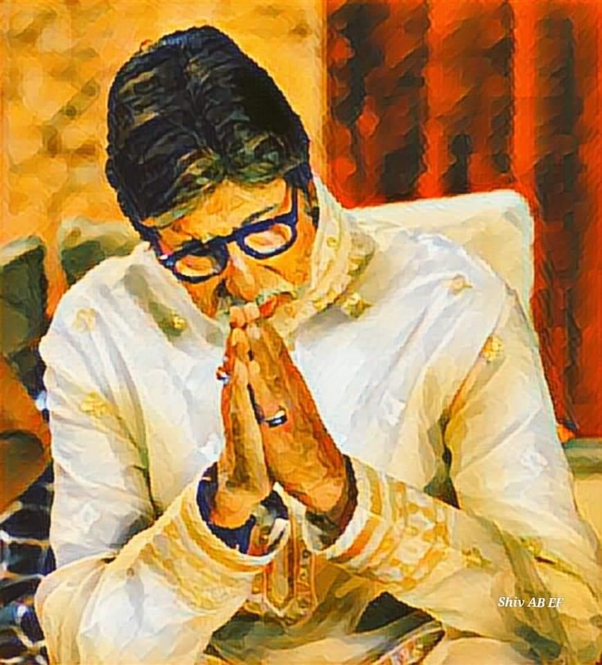 भारतीय सिनेमा के महानायक श्री अमिताभ बच्चन जी के कोरोना से पीड़ित होने की जानकारी प्राप्त हुई हैं।  मैं ईश्वर से उनके शीघ्र स्वस्थ होने और दीर्घायु की कामना करता हूँ।  @SrBachchan