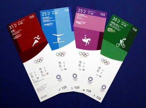 test ツイッターメディア - 2020年東京オリンピックのチケットかっこいいじゃん。1964東京で始まり1972ミュンヘンで確立されたやりかたをまっとうにひきついでる感じがする。エンブレムは佐野研二郎のやつよかったのになあ。 https://t.co/nJTLENDIMg
