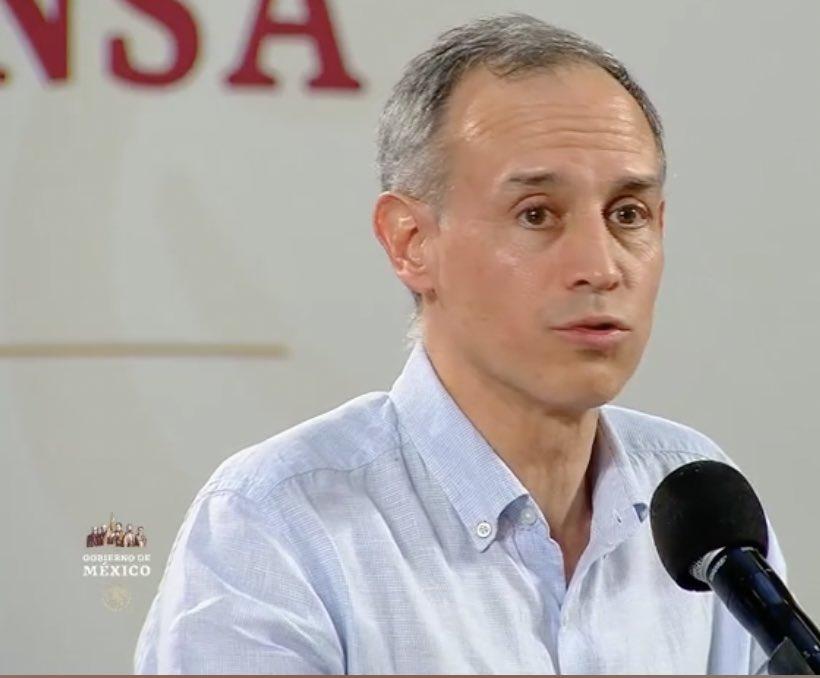 Ayer el subsecretario @HLGatell se lanzó contra gobiernos  estatales. Hoy dice que nadie es culpable. 🤔