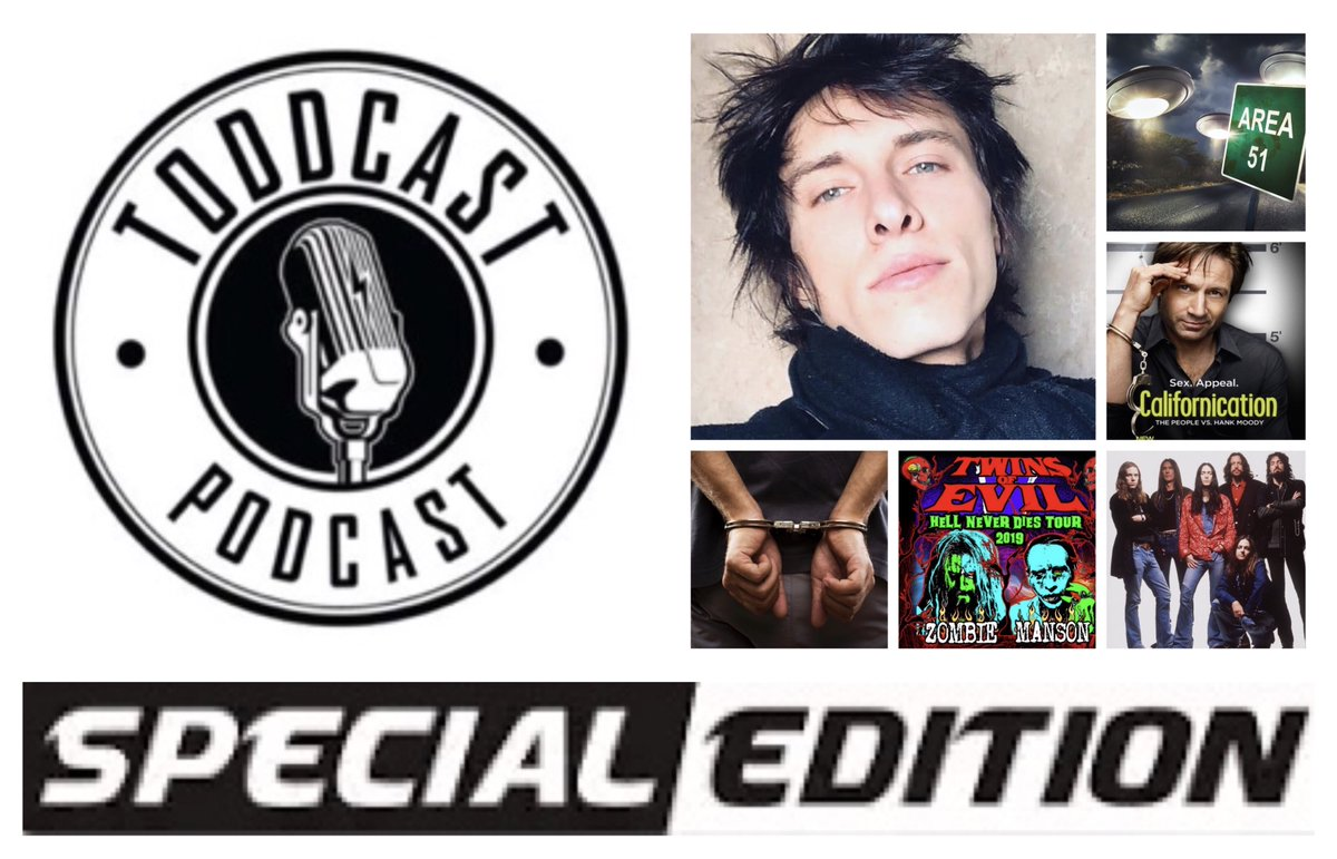 #PalayeRoyale guitarist Sebastian Danzigis the featured guest of this 25min#SpecialEdition #podcast!