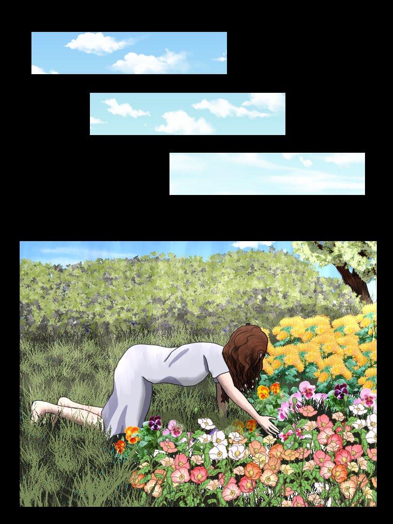 Bonus page b/c the other one was all text...so here's pg 36 of Mercy: Freedom! Read the webcomic at:  or  #fantasy #Romance #drama #ArtistOnTwitter #digitalart #WEBTOON #webcomic #art #workinprogress