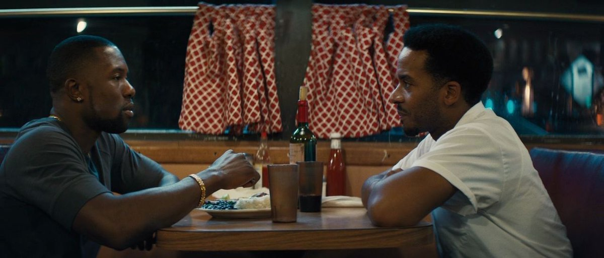 MOONLIGHT (2016)  Cinematography by James Laxton Directed by Barry Jenkins What we learned from this film's DVD commentary: