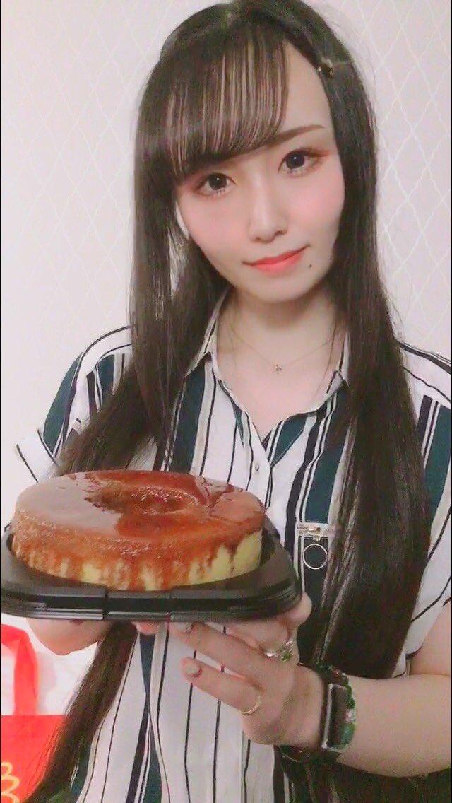 test ツイッターメディア - これも昨日の大阪チャンス撮影会で📸 マダムシンコのマダムブリュレも頂きました~~~♡  バウムクーヘンの上にかかったカラメルが凄くパリパリで美味しかったです(ㅅ´ ˘ `)  さよ姫の夜食&朝食になりました!w  ありがとうございます~~~😊🙏🌟 . https://t.co/fy0CAgc2vw
