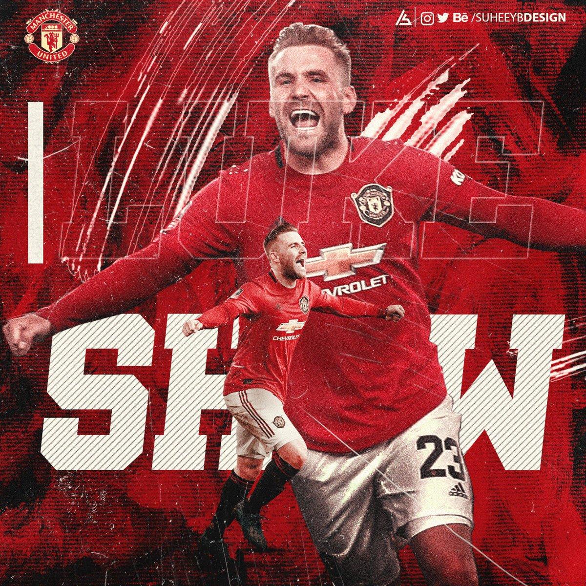 Happy birthday to @LukeShaw23, who turns 25 today! 🔴 #MUFC