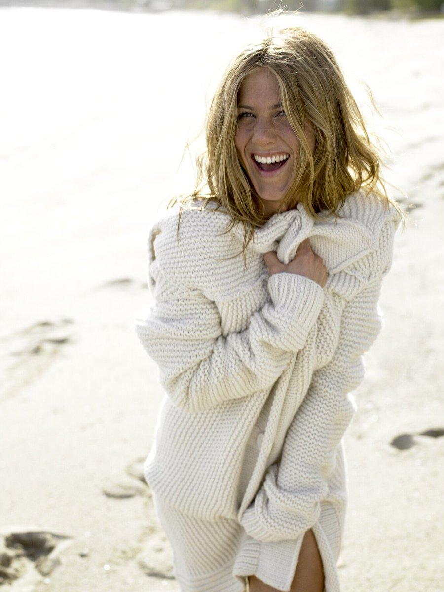 Jennifer Aniston fotografada por Alex Lubomirski 🌊