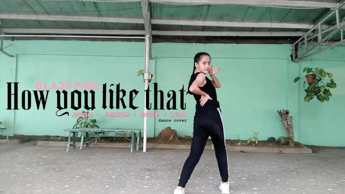 BLACKPINK(블랙핑크) - 'How You Like That' Dance Cover // Alexa Valdez  ➵    #BLACKPINK #블랙핑크 #HowYouLikeThat #How_You_Like_That #HYLT #kpop #Cover #KPOPDanceCover #DanceCover #댄스커버 #KPOP #Jisoo #Jennie #Rosé #Lisa  ❏ S U B S C R I B E E E ♡