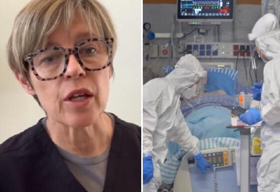 Pouco antes de morrer, paciente que foi a 'Festa Covid' diz: 'Achei que o vírus fosse fake'.  @BlogPageNFound #coronavirus