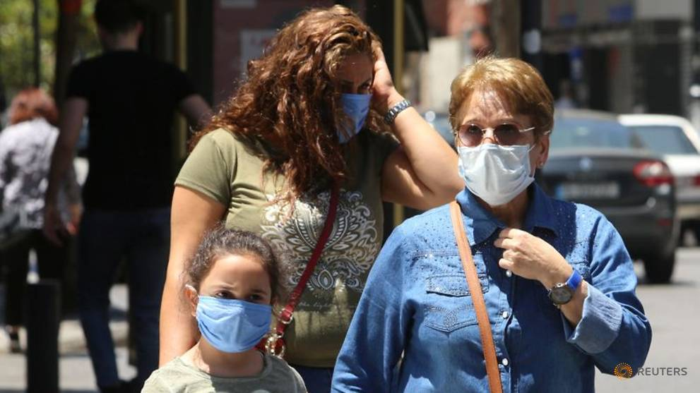 Lebanon records new COVID-19 infection high with more than 100 cases