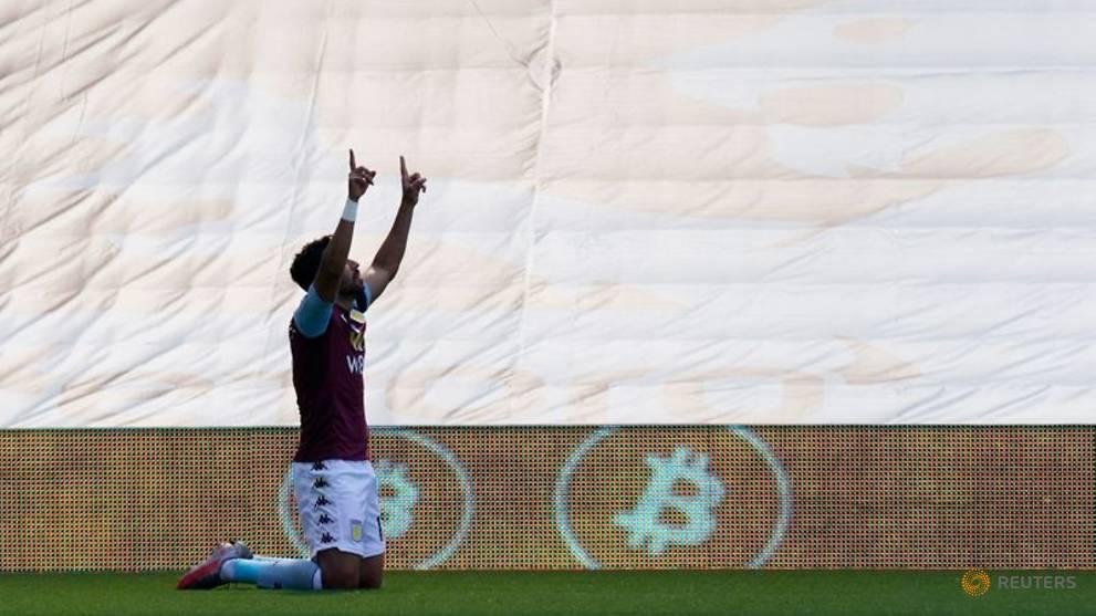 Football: Trezeguet double gives Villa lifeline win over Palace