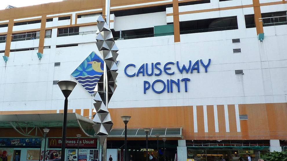 Causeway Point, Jurong Point and Rivervale Mall added to list of places visited by COVID-19 cases while infectious