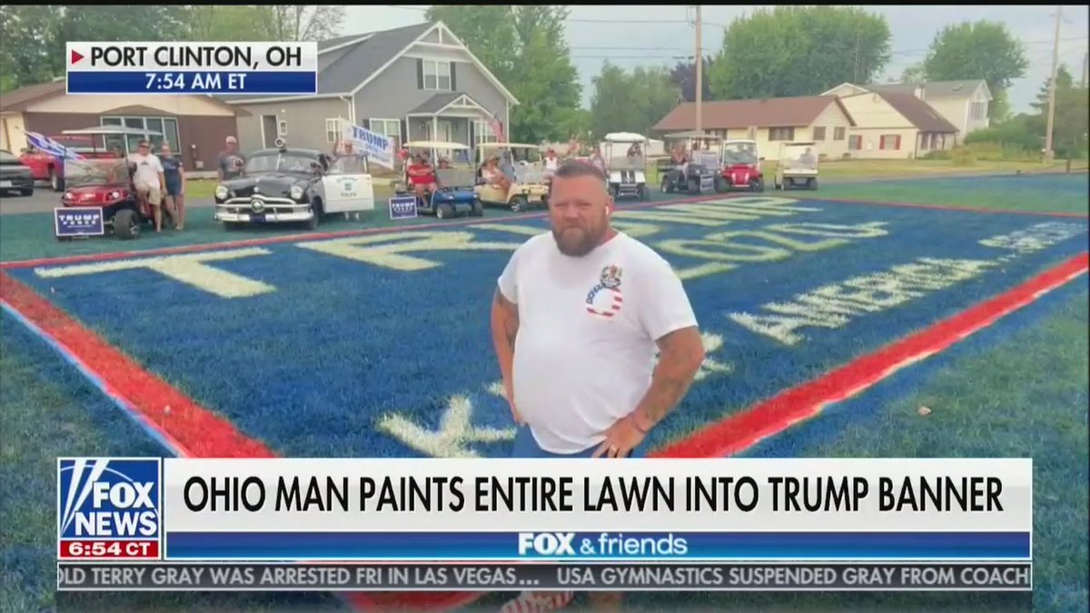 you have to tip your cap to Fox News for its coverage of the biggest story of our times