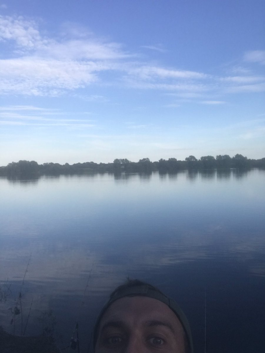 What a view and plenty showing too #a1<b>Pit</b>s #newerafishing #carpfishing #fishing https://t.co/