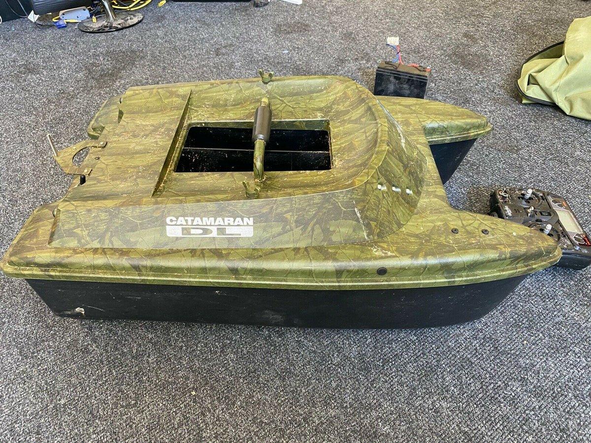 Ad - Anatec Catamaran bait <b>Boat</b> On eBay here -->> https://t.co/QX5sV0I0tX  #bait<b>Boat