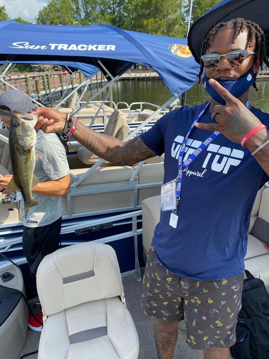 Quick fishing trip 🎣
