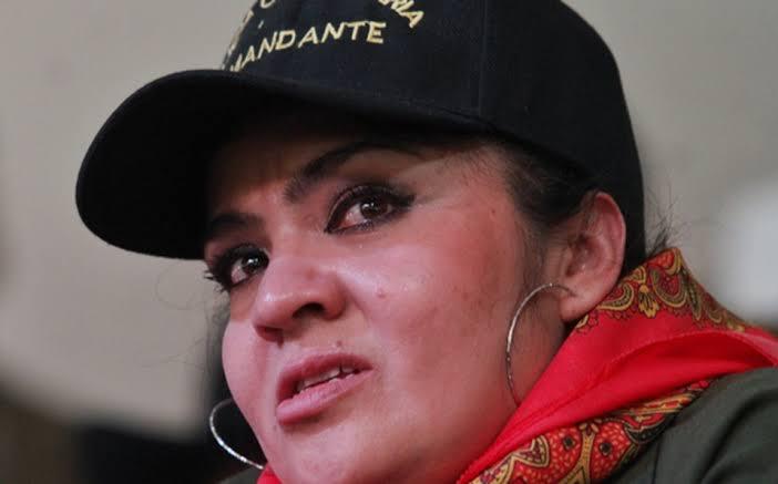 La Senadora Nestora Salgado(si,a la q acusaron d secuestro y delincuencia organizada)tuvo COVID y en avión militar,la llevaron d Guerrero a Hospital Naval CDMX,ya la dieron d alta.A la sra le correspondía ISSSTEGuerrero. Pregunta:Sólo clase política tiene derecho a esto?o todos?